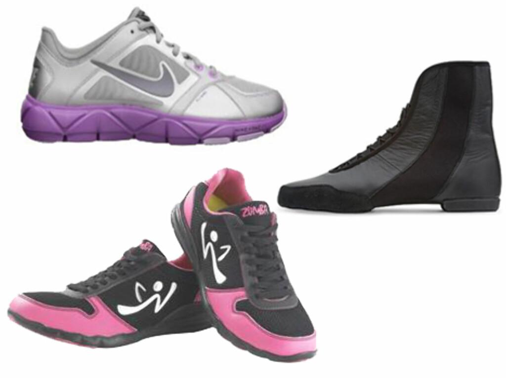 b141e961 Exceptionel Zumba - De perfekte skoene til Zumba-trening - KK    Inkluderende SV01