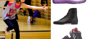 De perfekte skoene til Zumba-trening