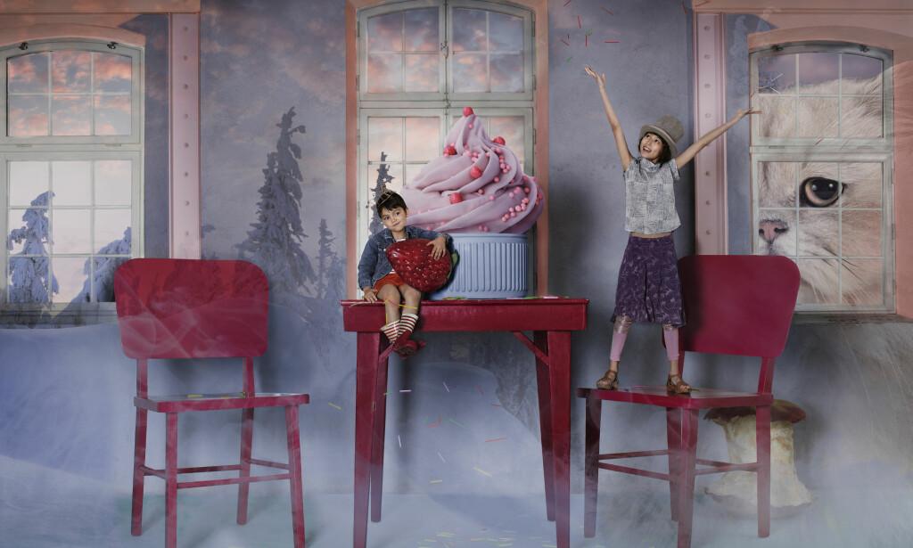 PERFEKT FOR DE NYSGJERRIGE: I Tom Tits Experiment får barna lære vitenskap gjennom lek. Kanskje de voksne plukker opp noe nyttig også? Foto: Tom Tits Experiment