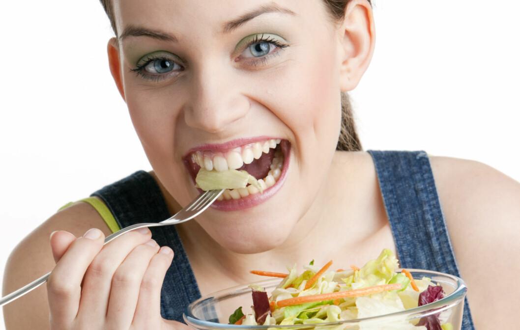 SANNHETEN: Det er kanskje ikke den nyheten du hadde håpet på, men du kan altså ikke spise alt du har lyst på om du vil holde deg slank. Foto: Thinkstock
