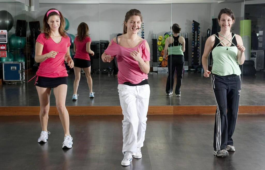 f42f89fe HOT MED ZUMBA: Ifølge the American College of Sports Medisin vil  dansetimer, som Zumba
