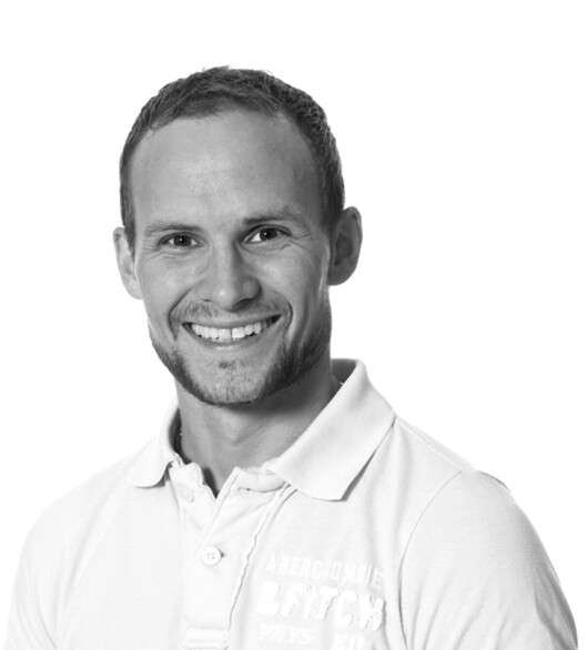 <strong>EKSPERT:</strong> Espen Kandola er personlig trener og ernæringsrådgiver ved StudioDay.  Foto: StudioDay.no