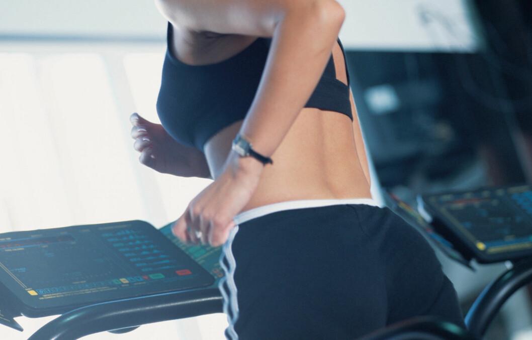 20 MINUTTER: Treningsekspert Inge Thomas Ravlo har utarbeidet en treningsplan for deg som ønsker å få maks ut av trening på kort tid, altså 20 minutter.  Foto: Getty Images