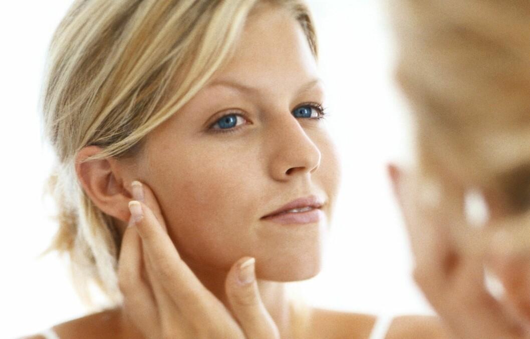 MANGE MYTER: I et hav av hudpleie-produkter og råd rundt temaet, er det ikke alt som stemmer.  Foto: colourbox.com