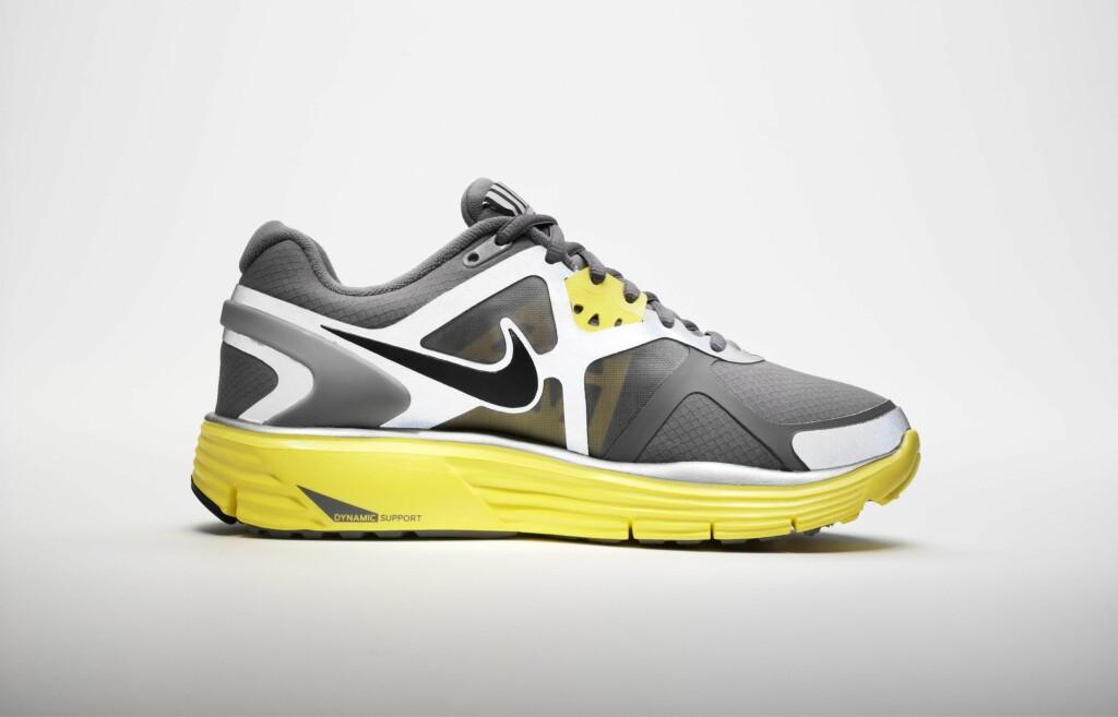 1eba30bc NIKE LUNARGLIDE+3 SHIELD: Nike Shield Pack-skoene er laget slik at de