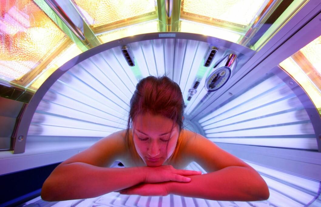 <strong>TA SOL FØR LUNSJEN:</strong> Forskere mener at proteinet i kroppen som skal repare skader på huden forårsaket av ultrafiolett lys er mest aktivt i kroppen på morgenen. Foto: All Over Press