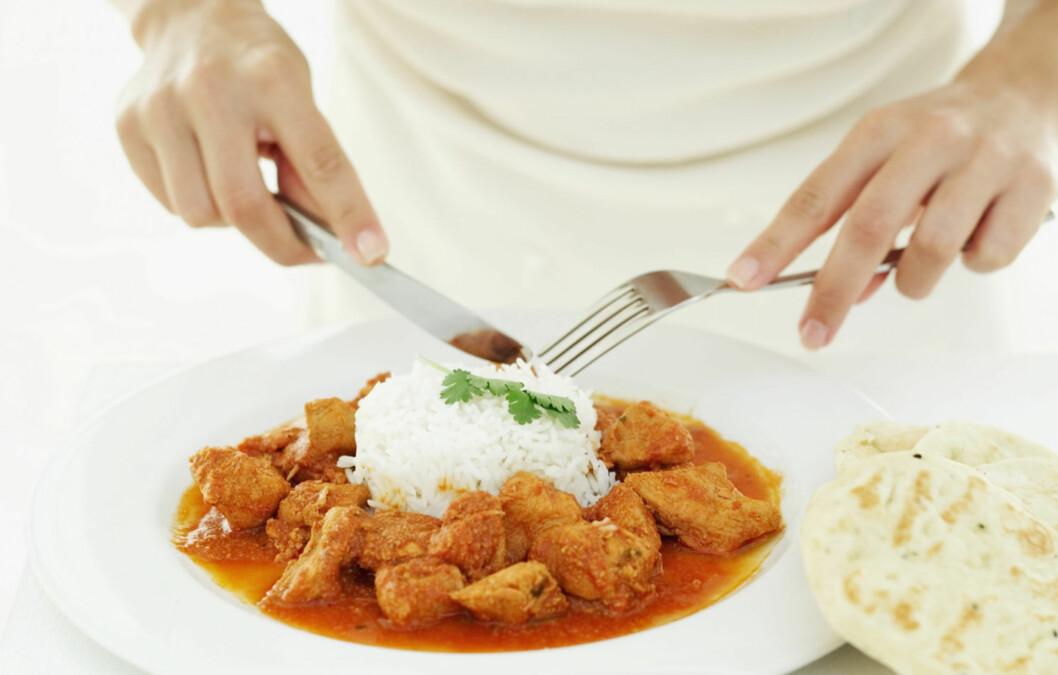 <strong>SMAKER GODT, MEN:</strong> De som bytter ut et daglig rismåltid med bønner har 35 prosent lavere risiko for å få symptomer på diabetes.  Foto: Thinkstock