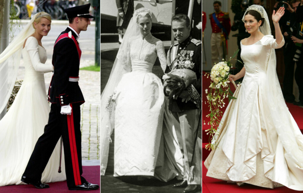 0f0d36ef Brudekjoler. Blir Victorias brudekjole slik? Kronprinsessens ...