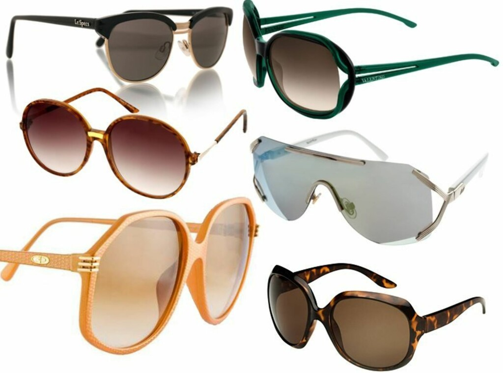 36512282b191 FOR ENHVER SMAK  Ønsker du deg solbriller litt utenom det vanlige  Eller  vil du