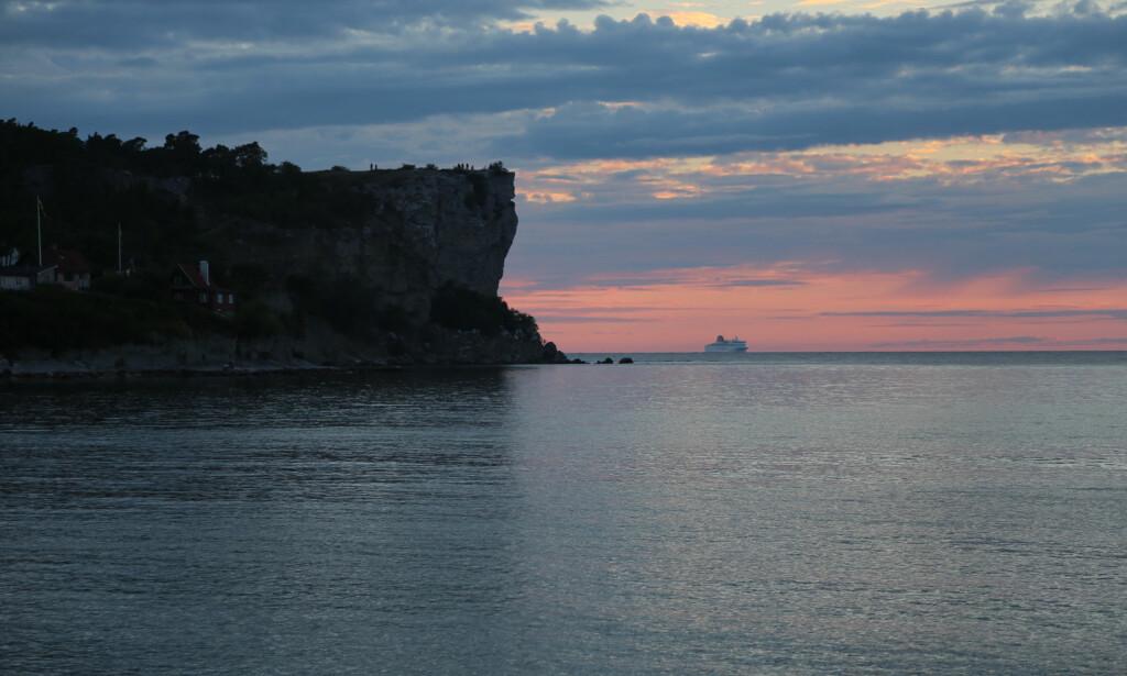 FANTASTISK NATUR: Utsikten på Gotland tar pusten fra deg, skriver Lonely Planet om Sveriges største sommerparadis. Foto: Gotland.net