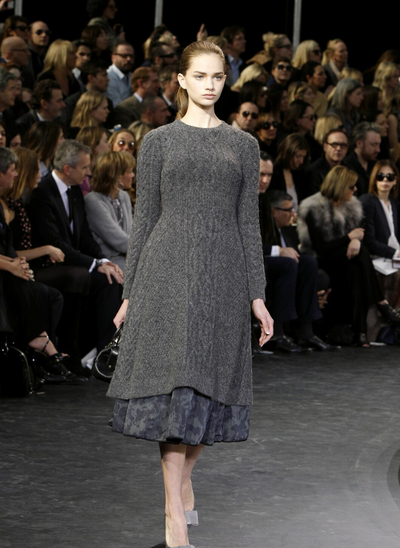 Her slår Louis Vuitton et slag for kvinnelige former. Foto: All Over PressAll Over Press