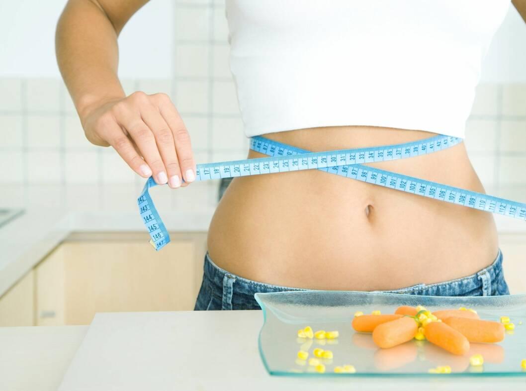 TJUKK ETTER LAVKARBO? Det kan være lurt å gi kroppen en myk start etter en slankekur. Den trenger å venne seg til vanlig mat etter en diett.  Foto: colourbox.com