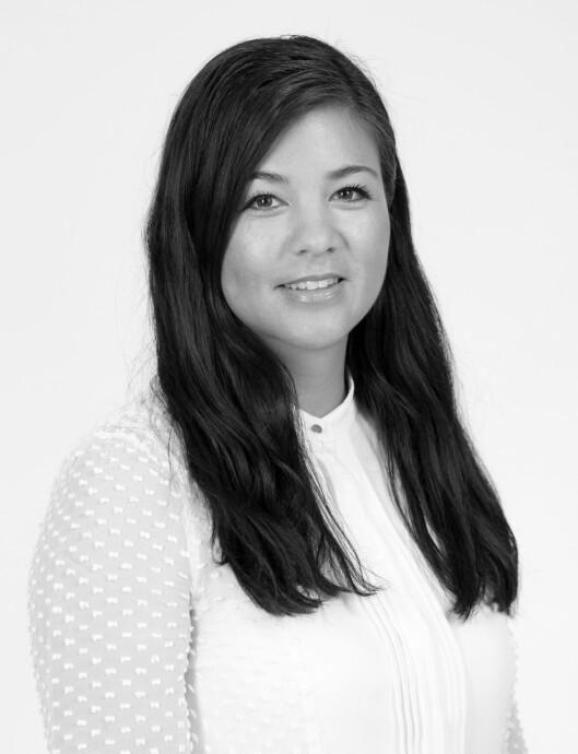 Vera Lin Fostås, Training Manager i La Roche-Posay Foto: La Roche-Posay