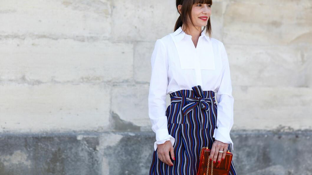 <strong>STILTIPS:</strong> Skjørt, jumpsuit eller bukse funker like bra som en kjole på en dag som 17. mai! Foto: Abaca