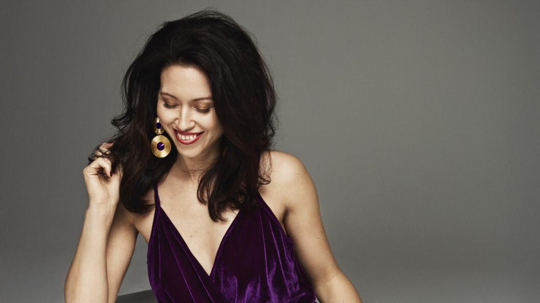 NINA JAREBRINK: Glamour- og designdronningen deler sine beste festtips. Foto: Polhem PR