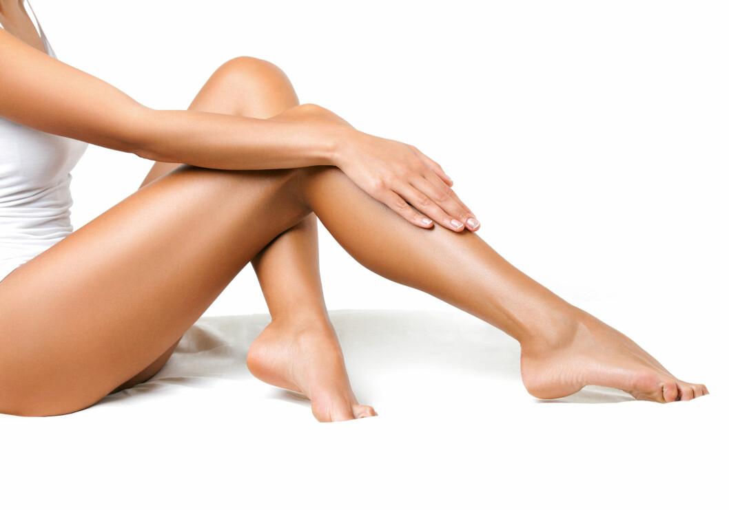 <strong>MYKT OG GODT:</strong> Kokosolje kan gjøre underverker for både hud og hår, og er flittig brukt av mange Hollywood-stjerner til nettopp det. Foto: Shutterstock