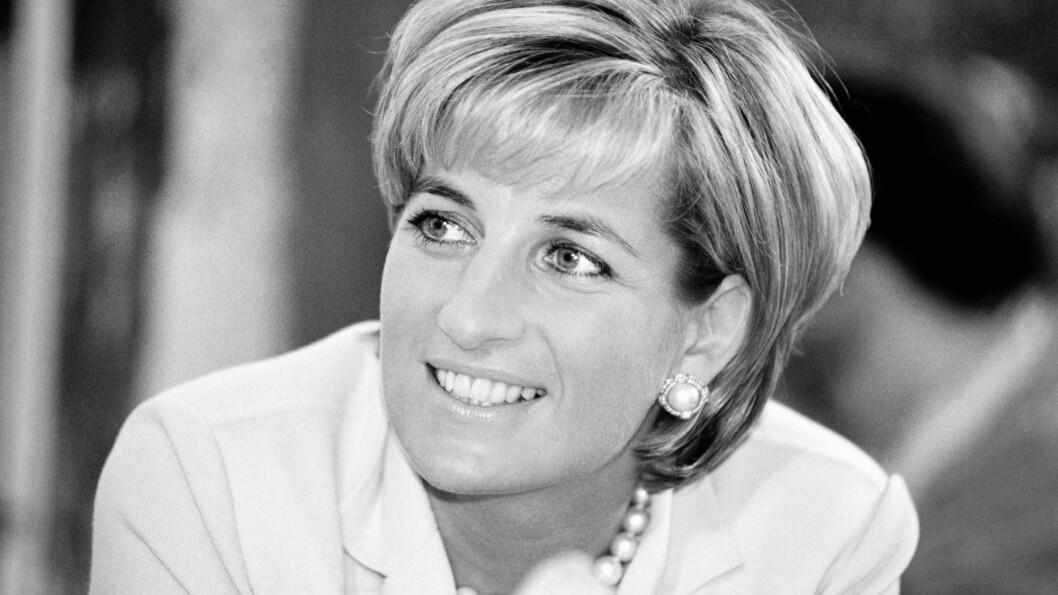 PRINSESSE DIANA DØD: Tobarnsmoren prinsesse Diana av Wales ble bare 36 år. Den 31. august 1997 omkom hun som følge av en bilulykke i Paris. Foto: NTB Scanpix