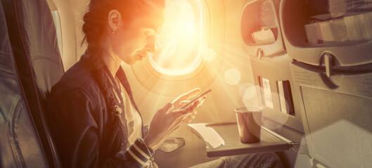 Blodpropp ved flyreise: - Har du smerter i en legg når du går av flyet, bør du følge ekstra godt med