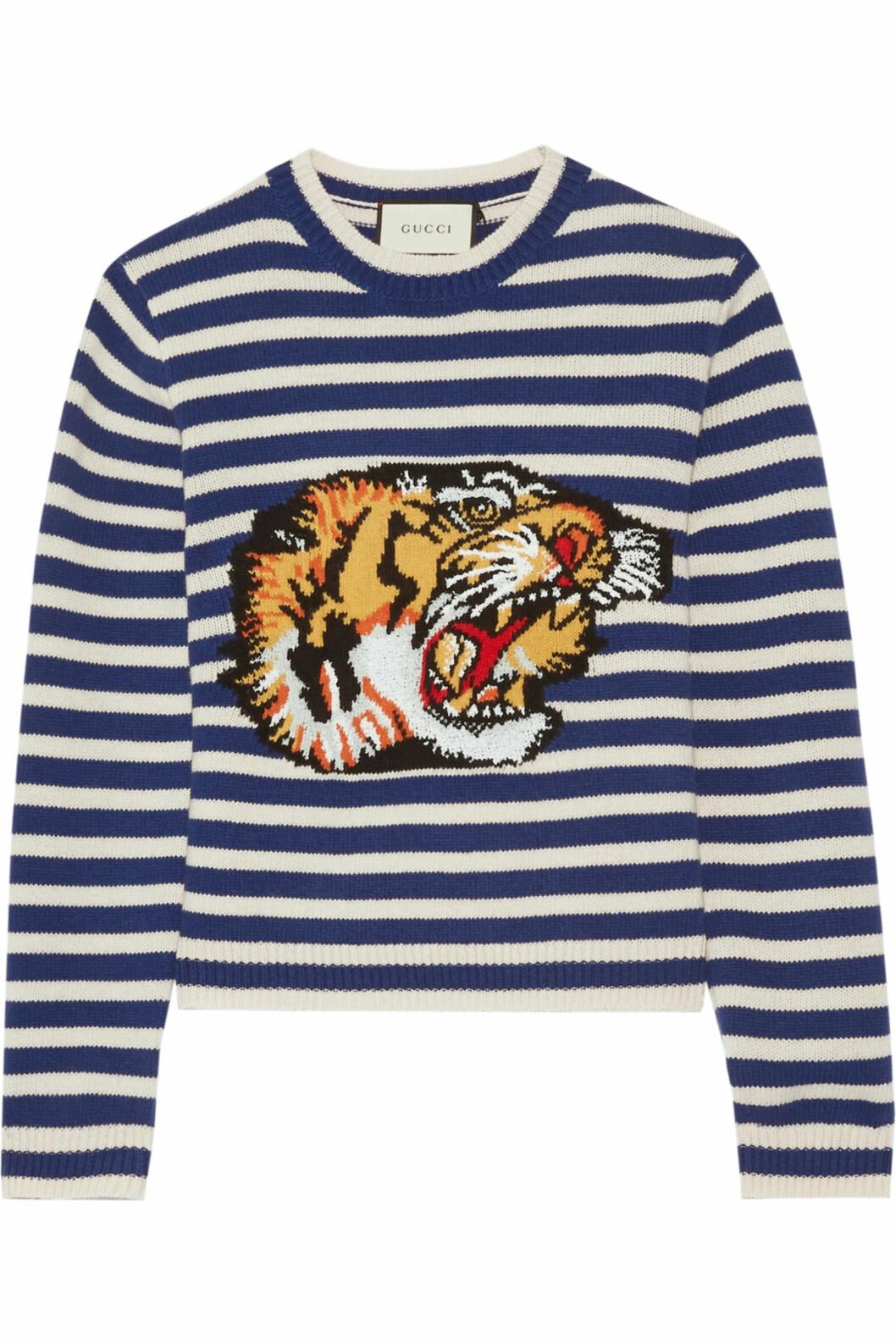 <strong>Stripete genser fra Gucci |kr 10 000 | http:</strong>//apprl.com/sv/pd/4L1c/