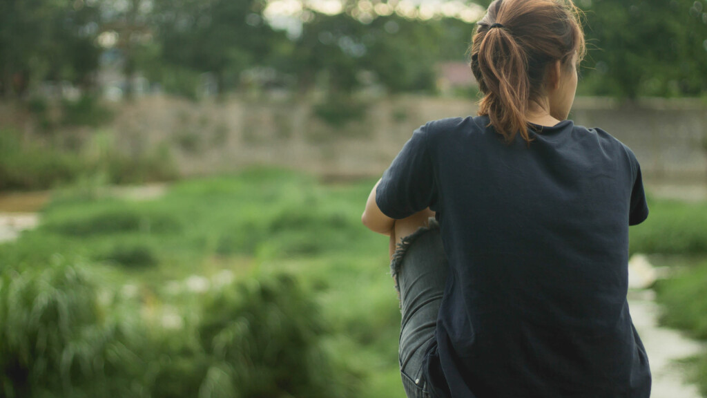 e01d02e2 SELVSKADING: For «Cecilie» ble selvskadingen en måte å overleve på, før hun