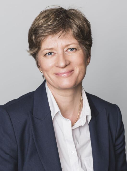 """ADVOKAT SIV HALLGREN: var bistandsadvokaten til """"Mari"""". - Hun hadde i utgangspunktet en god sak, sier Hallgren til KK.no. Foto: Presse"""