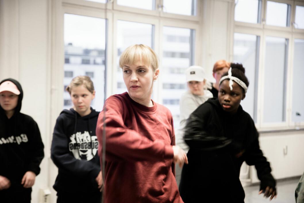 Camilla er en ildsjel i det norske hip hop-miljøet, men hun har også kjent at det også kan bli for mye av det gode. Foto: Foto: Hanne Bernhardsen Nordvåg.