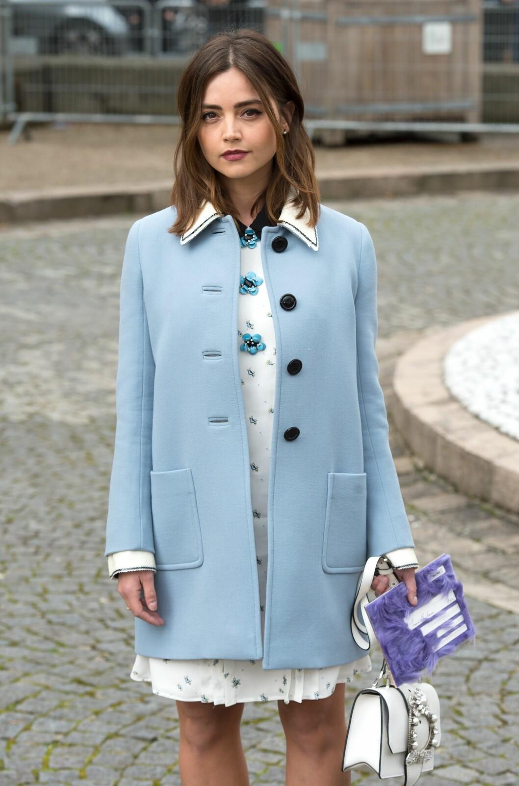 Jenna Coleman Foto: Shutterstock