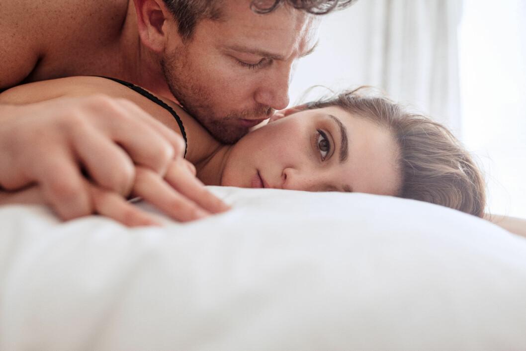 USIKKER: Redd for å ikke være bra nok, flink nok, eller sexy nok? Foto: Shutterstock / Jacob Lund