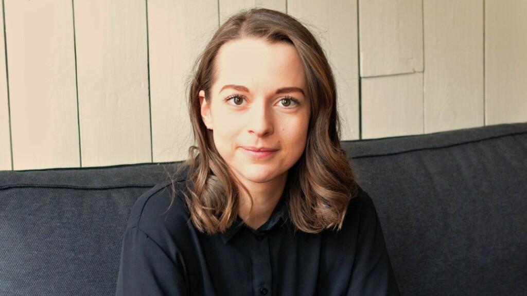 SCHIZOAFFEKTIV LIDELSE: Eline (26) har diagnosen schizoaffektiv lidelse.  Foto: Ida H. Bergersen