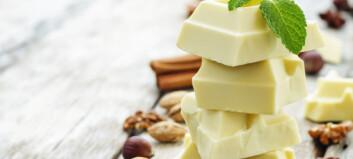Hva er egentlig forskjellen på brun og hvit sjokolade?