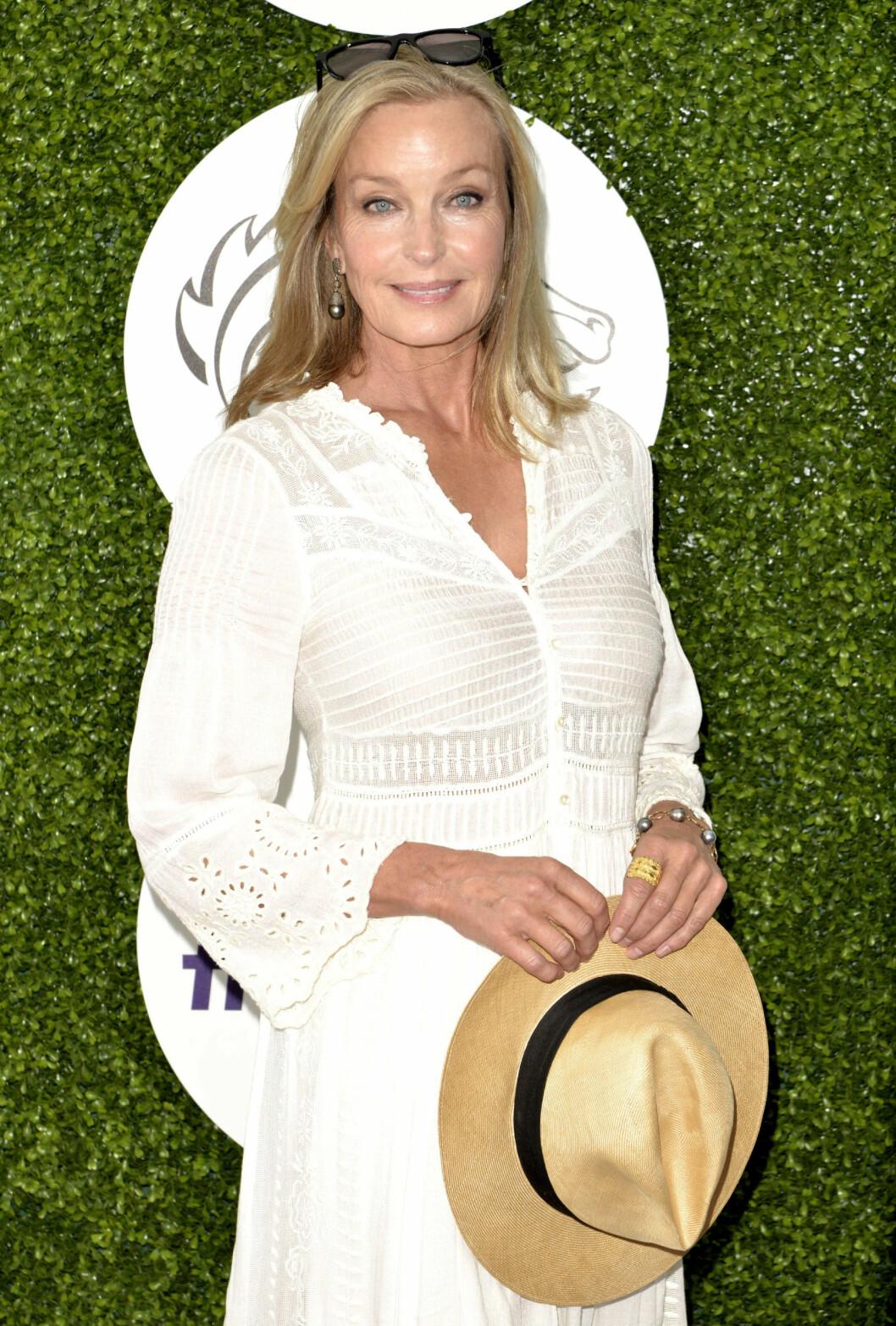 BO DEREK: Skuespilleren og modellen er 60 år. Foto:  Foto: NTB Scanpix