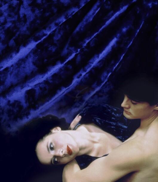 <strong>IGJENNOMBRUDD:</strong> Isabella slo igjennom som skuespiller med et brak i rollen som nattklubbvertinne iDavid Lynch&#039; kultfilm «Blue Velvet» fra 1986. Hun og Lynch hadde også et forhold. Foto: NTB scanpix