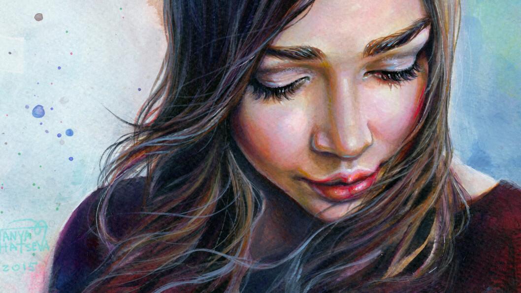 <strong>ISOLERER SEG:</strong> - Vi vet at deprimerte har lett for å isolere seg, og det er mange grunner til det. De har dårligere selvtillitt, og opplever at sosial kontakt gir lite glede, sier ekspert.  Foto: Shutterstock / Tanya Shatseva