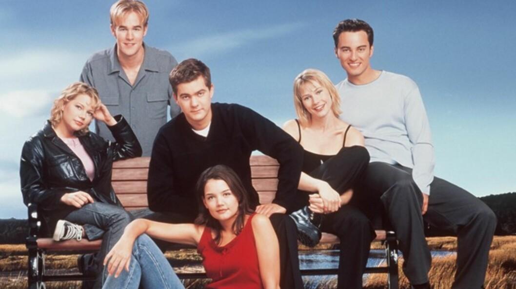 DAWSONS CREEK: Den populære 90-tallsserien sparket i gang karrieren for mange av skuespillerne. Men hva gjør de egentlig i dag? Foto: Skjermdump