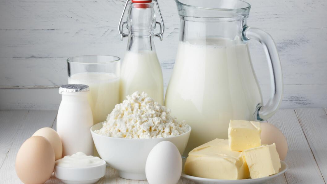 KUTTE MEIERIPRODUKTER: Det kan spare deg for en del kalorier, men vær klar over at det også vil gjøre at du ikke like lett får i deg en del viktige næringsstoffer.  Foto: Shutterstock / nevodka