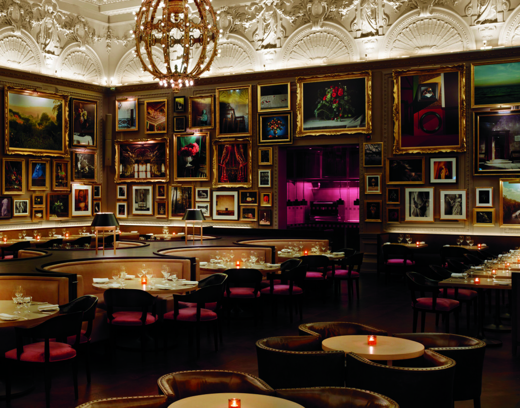 Berners Tavern, London Foto: Nikolas Koenig
