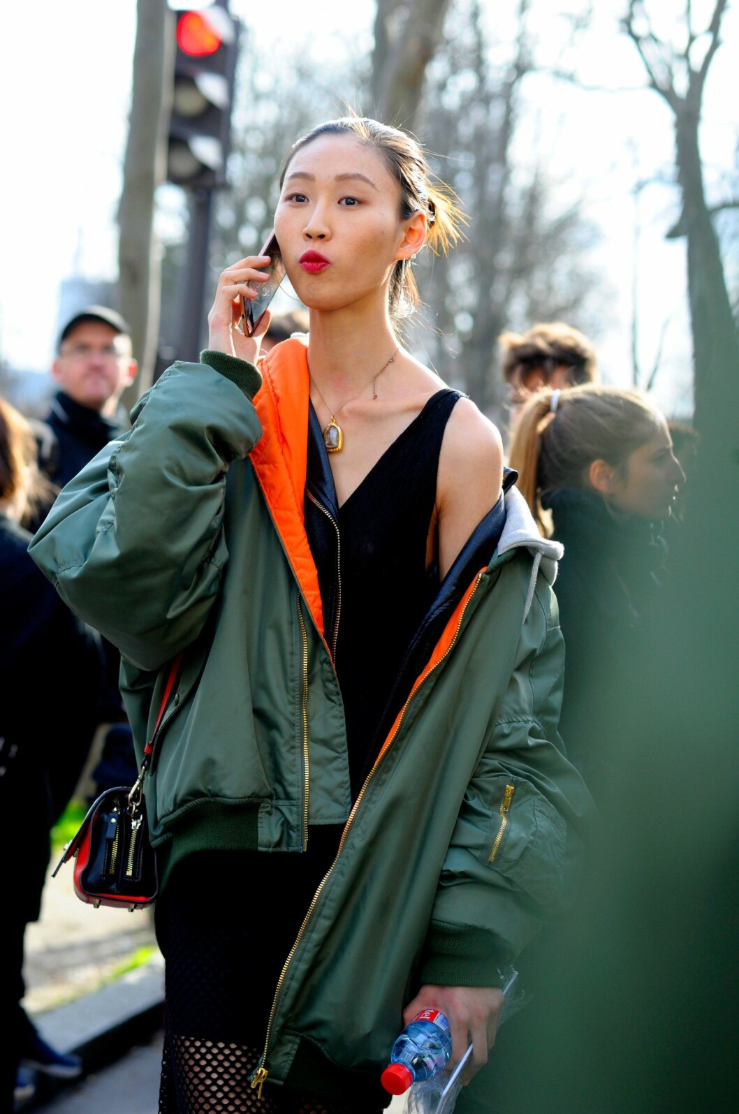 Paris Fashion Week Foto: Rex Features