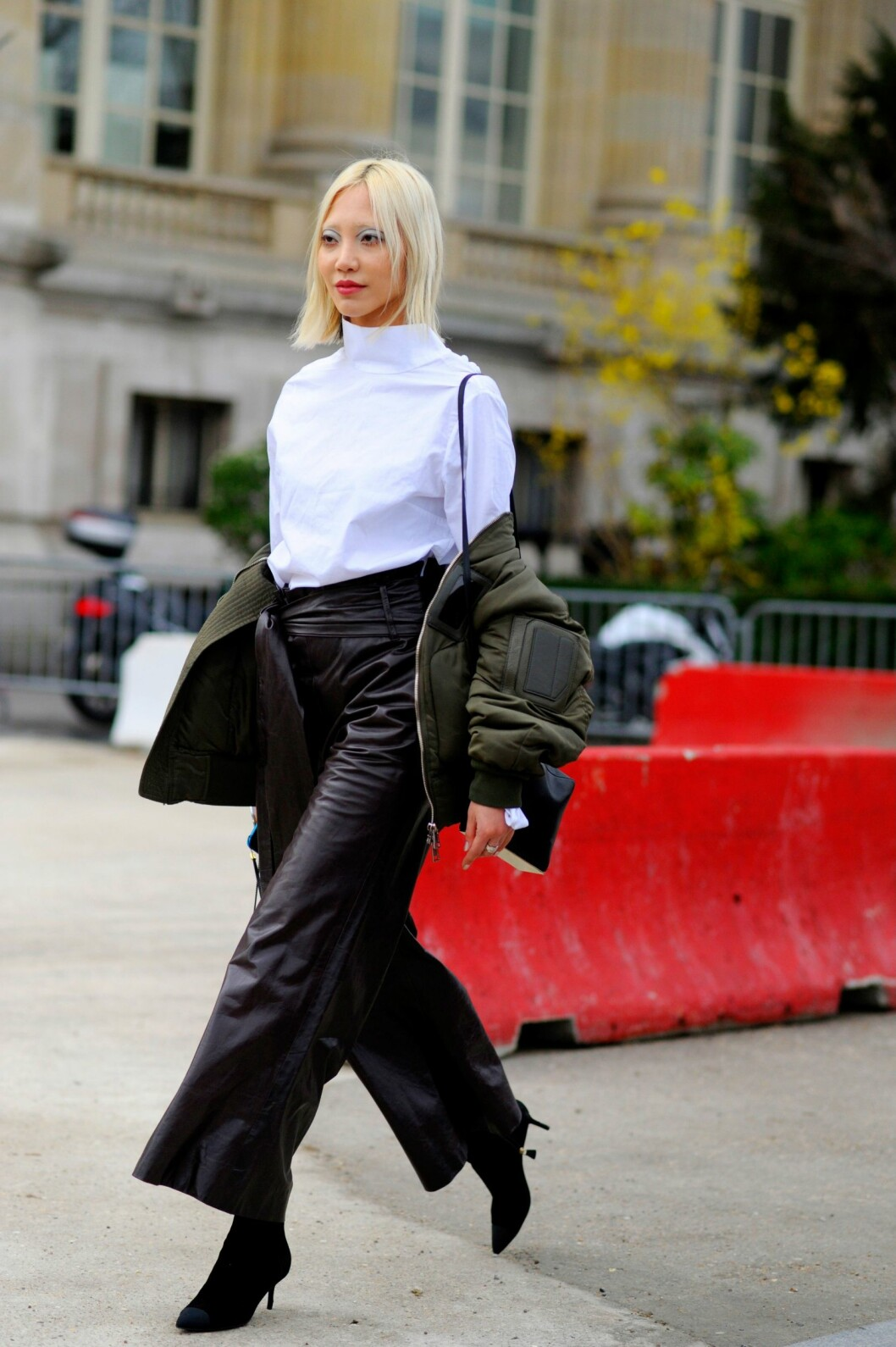 Soo Joo Park Foto: Rex Features