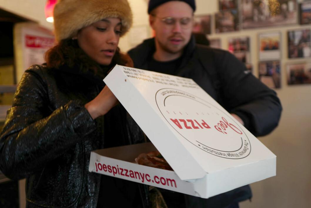BLOGG: En slice syltynn pizza med beskjedent fyll ble min referanse til hva som er god pizza