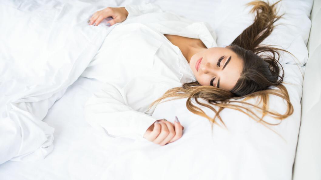 B-MENNESKER: De med forsinket søvnfasesyndrom sovner senere på kvelden enn andre. Foto: Shutterstock / F8 studio