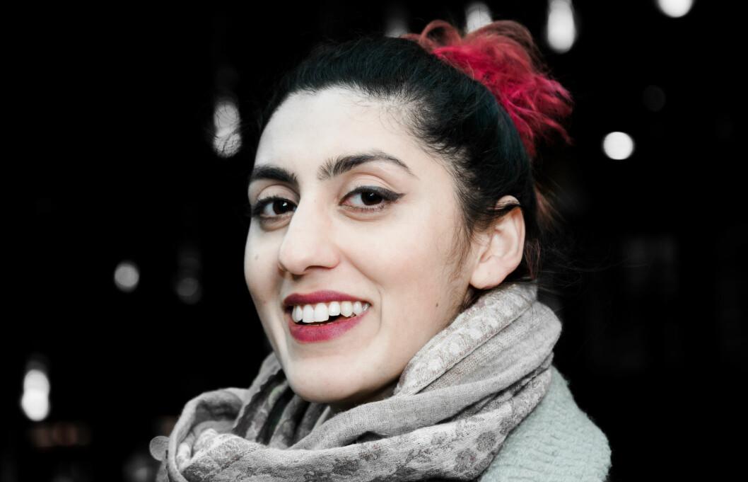 NAMRA SALEEM: - Når folk med samme bakgrunn som meg nå sier at de kan kjenne seg igjen i det jeg skriver om, så er jeg glad for det.