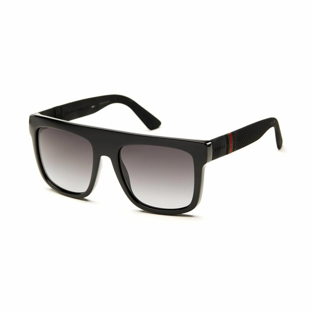 Solbriller fra Gucci via Synsam.no | kr 2940 | https://www.synsam.no/gucci-gg-1116-s-m1v90-55