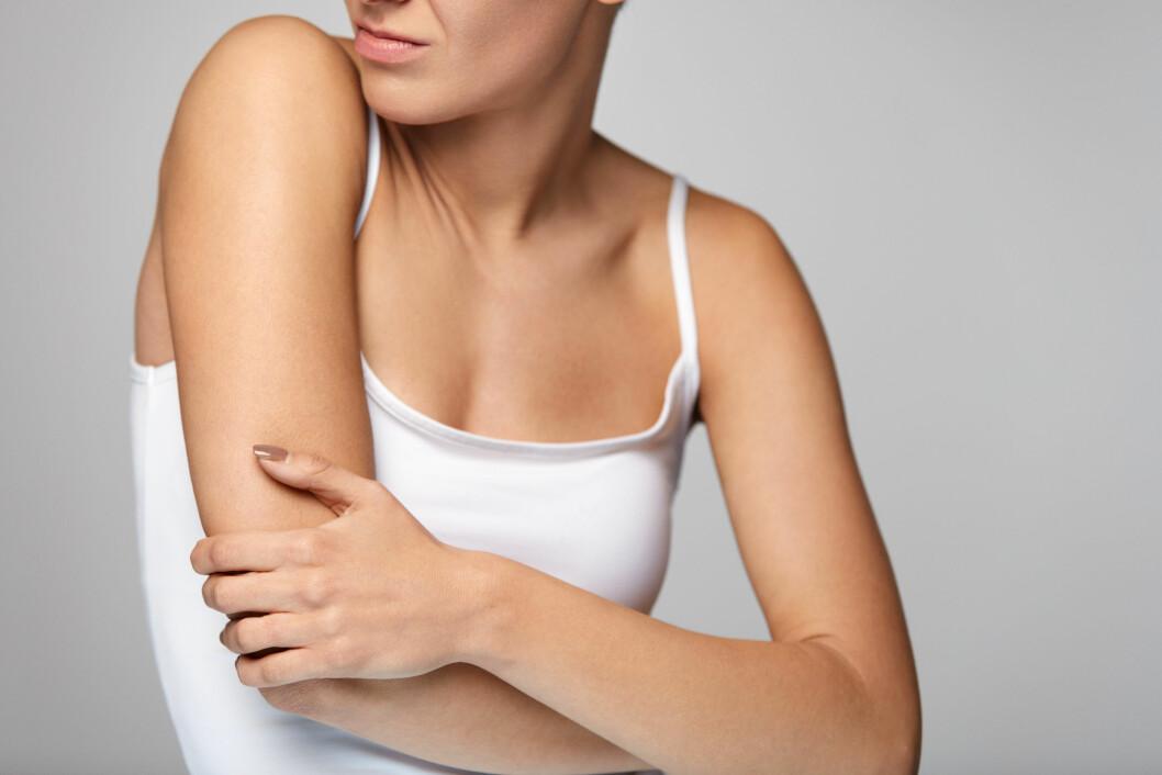 SYMPTOMER: Symptomene på slag er blant annet nummenhet i en kroppsdel, talevansker og voldsom hodepine.  Foto: Scanpix
