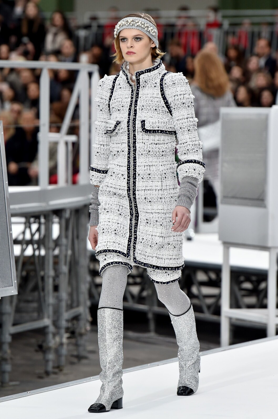 CHANEL AW17 Foto: Rex Features