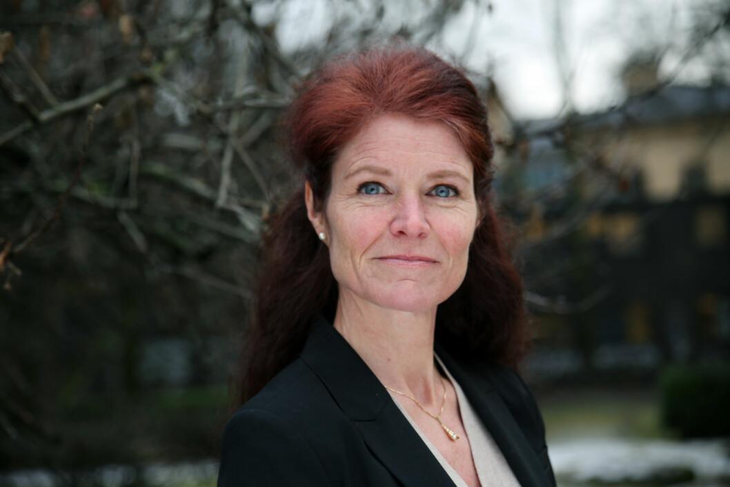<strong>HØYE KRAV:</strong> Kari Jussie Lønning som er lege og leder for SiO Helse (Studentsamskipnaden i Oslo og Akershus), vet at studenttliværelsen kan være krevende for mange. Foto: Foto: Unni Irmelin Kvam / SiO