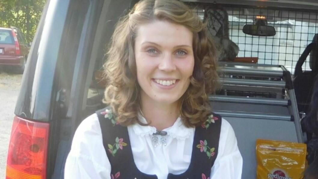 <strong>LIVMORHALSKREFT:</strong> Bare 22 år gammel fikk Dorthe påvist en aggressiv krefttype, som førte til at livmoren måtte fjernes. - Jeg prøver å fokusere på at jeg lever. Jeg ble bare ikke skapt for å produsere egne babyer, sier hun til KK.no.  Foto: Privat
