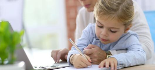 - Det er ingen lukrativ tilværelse å være student, verken med eller uten barn