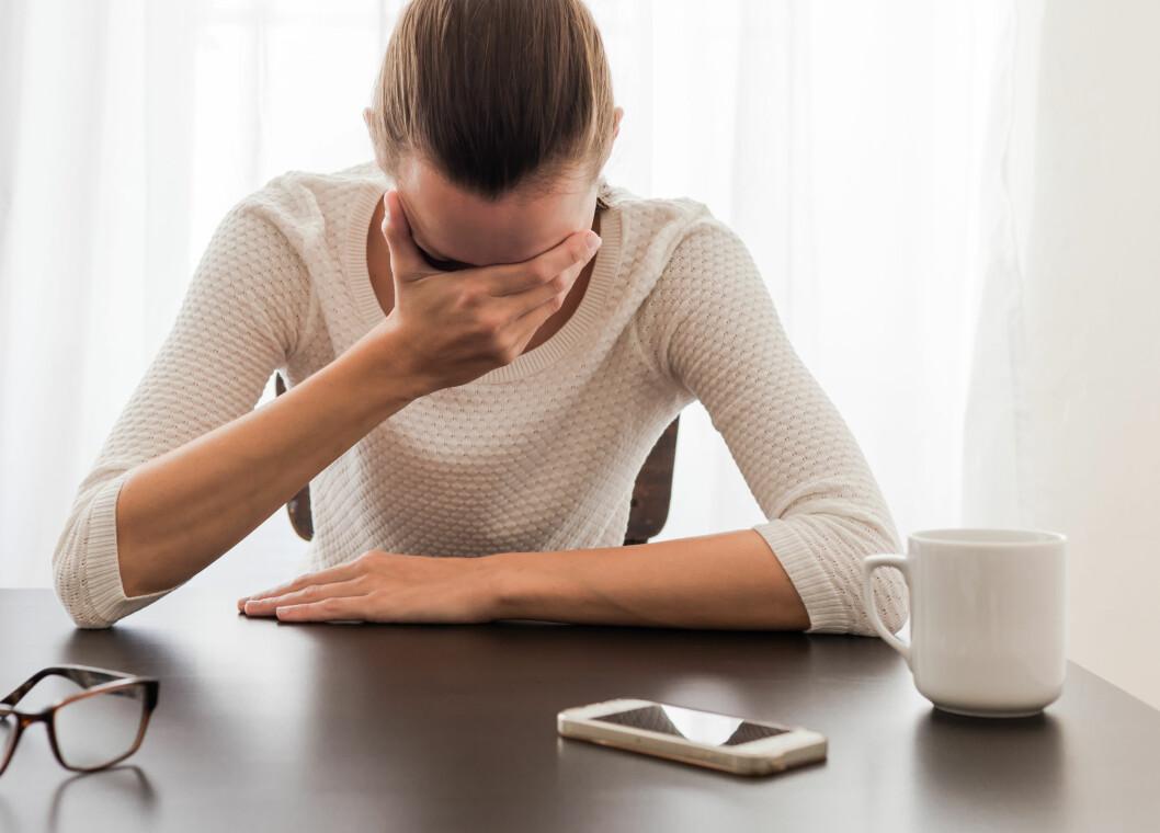 JOBB: Det kan være vanskelig å komme tilbake i jobb etter en langtidssykdom. - En annen utfordring for mange er at de ikke har råd til å gå over på arbeidsavklaringspenger, som normalt er 66 prosent av sykepengene, etter endt sykepengeperiode, sier Pia Kjøs Utengen, i Kreftforeningen. (Dette er et illustrajonsbilde)  Foto: Shutterstock / KieferPix
