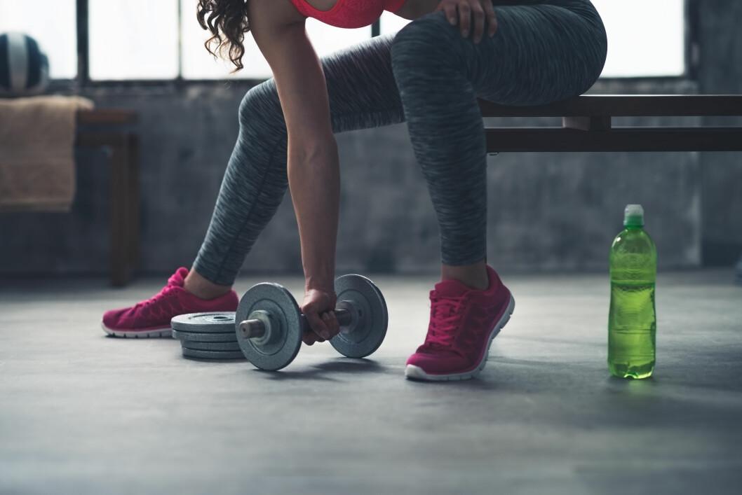 RABDOMYOLYSE: - Årsaken til at man får rabdomyolyse er at man belaster alt for hardt i en øvelse man ikke er vant til å gjøre, sier eksperten.  Foto: Shutterstock / Alliance