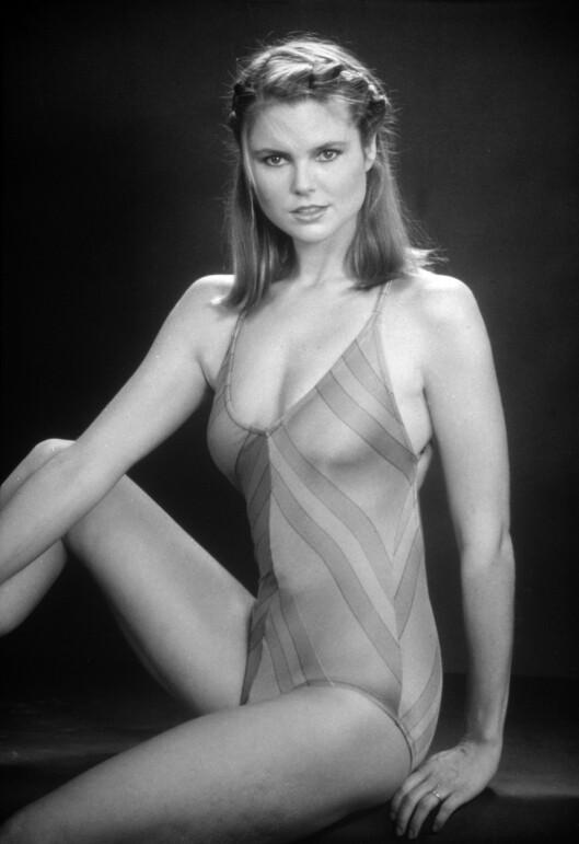SUPERMODELL: Her er Christie Brinkley i 1979. Foto: Ap